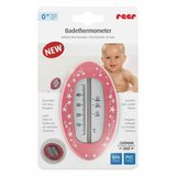 Termometru de baie oval red-berry Reer 24114